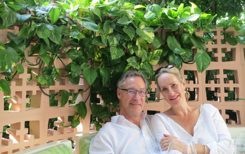 john and me, polo lounge