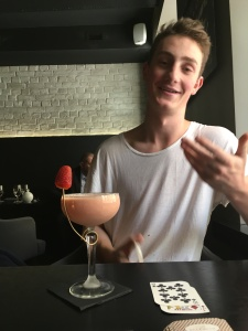 girly cocktails