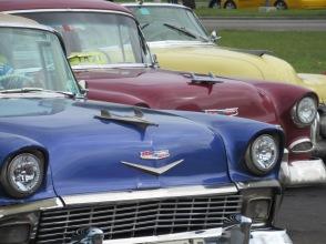 cars in havana