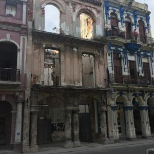 dilapidated housing