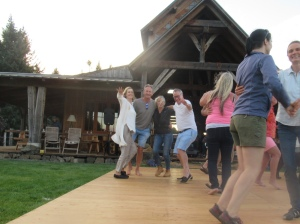 dancing at green trees ranch