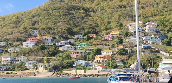 beautiful admiralty bay