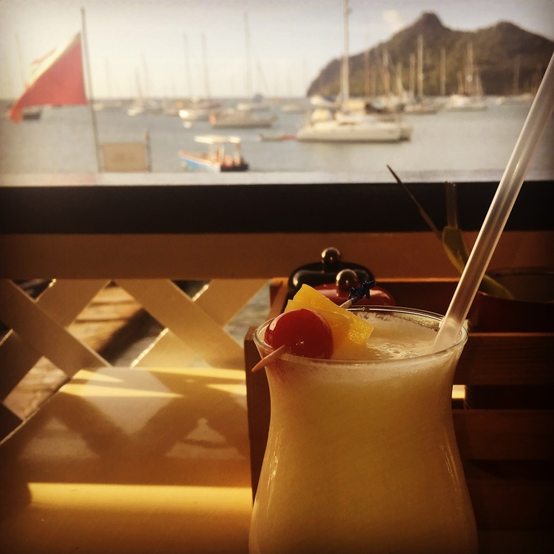 the perfect pina colada