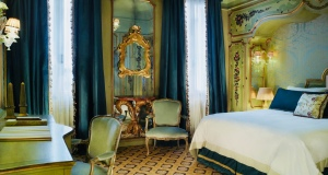 a room at the gritti palace