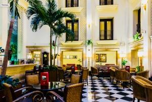 the saratoga lobby