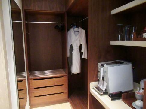 great big closet