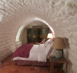 one of the 9 unique bedrooms at Beit Trad, Lebanon