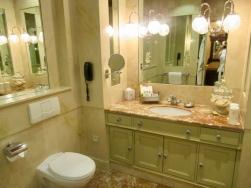 marble bathrooms