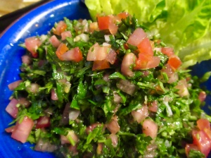 tabouli has never been as good as this