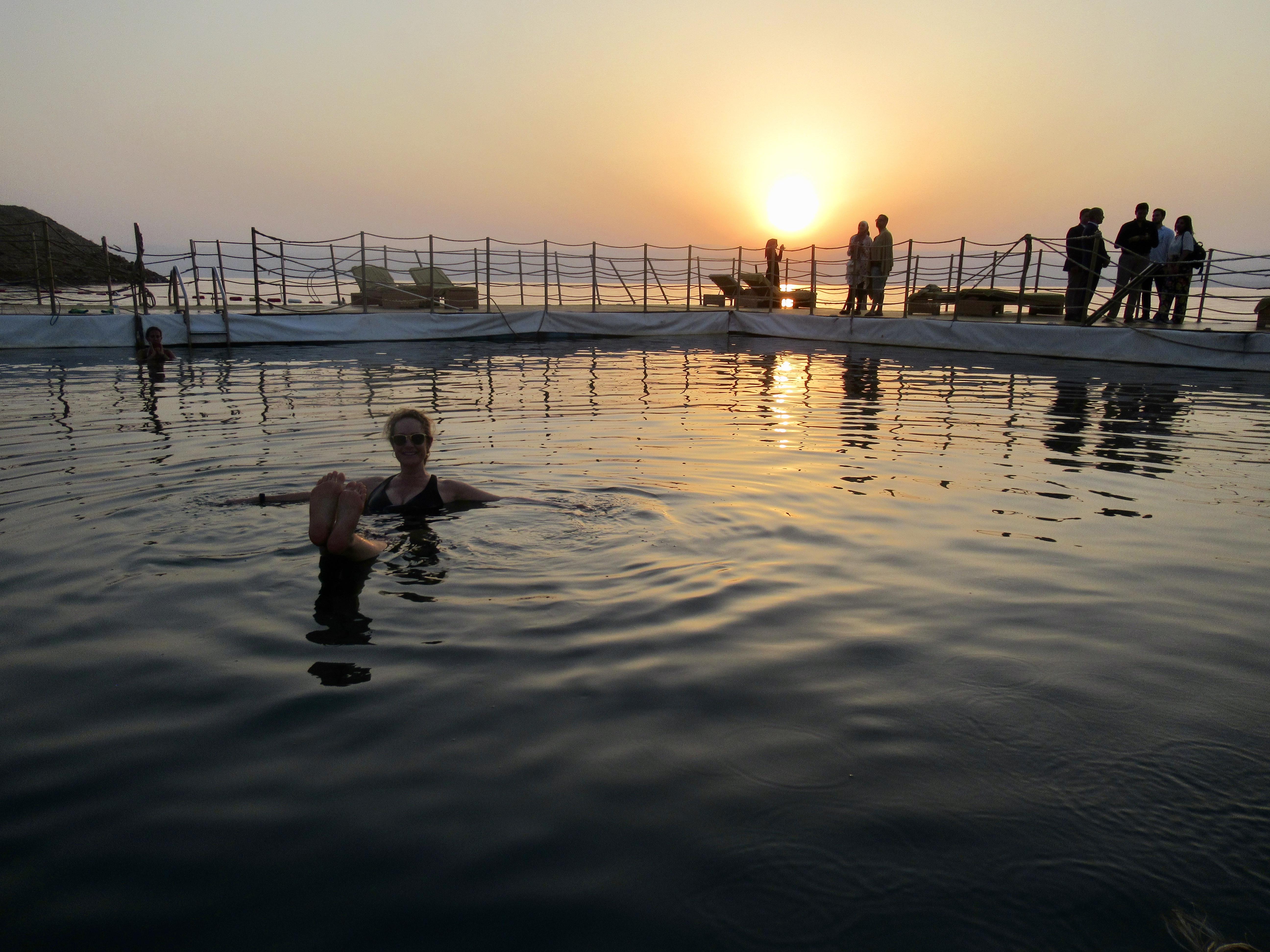 hostilidad Accesorios mediodía  best bed: Hilton Dead Sea Resort, Sweimeh, Jordan – julieabroad