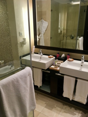 royal suite bathroom