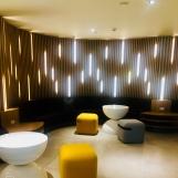 a hangout space