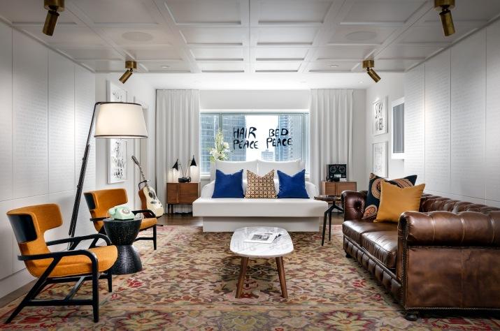 Suite 1742 - John Lennon & Yoko Ono Suite