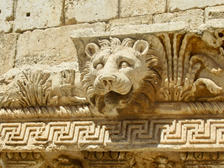 drain spout detail, stunning carving