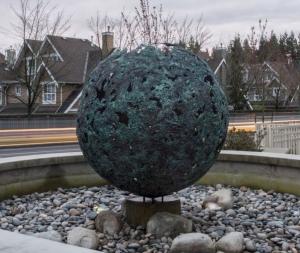marie khouri sphere sculpture