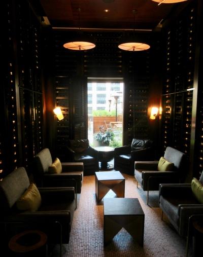 the bar at the park hyatt chicago
