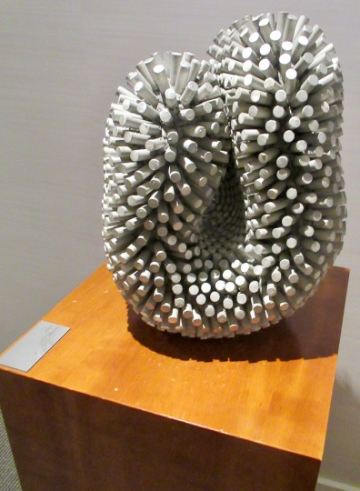 sculpture by john garber