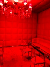 the red room, for smoking!