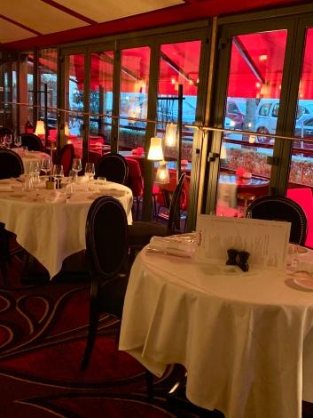 le fouquet restaurant