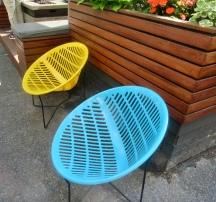 courtyard chairs