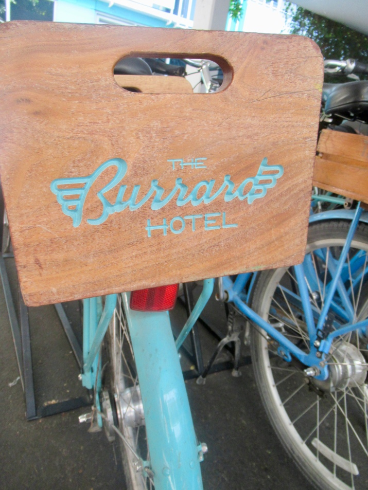 bikes to borrow at the burrard