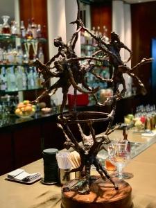 art in the bar