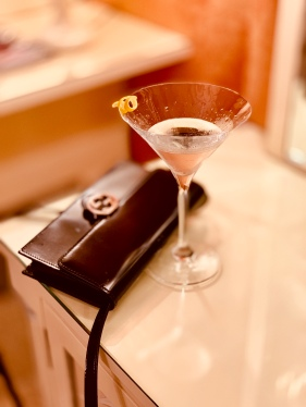 my evening Gin Martini cocktail