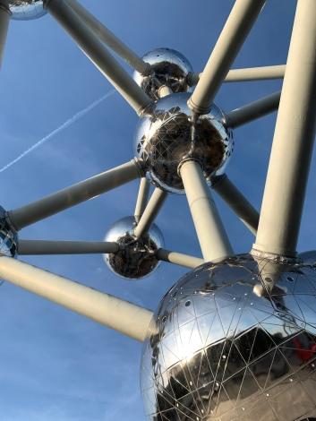 the Atomium