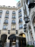 the classic facade of the Steigenberger Wiltcher's