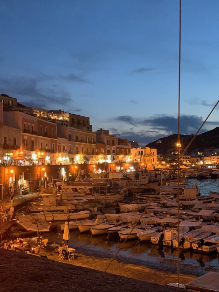 Ponza. Italy