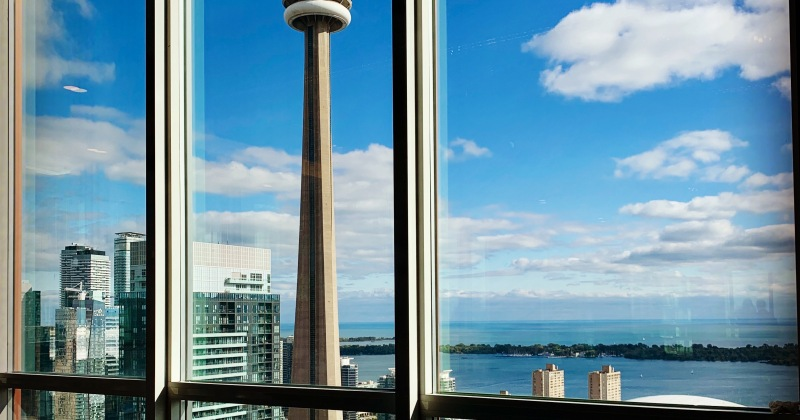 Toronto: the view from the Bisha