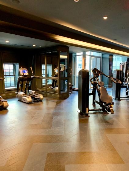 huge gym