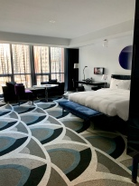 comfortable beds at the Bisha