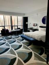comfortable beds at the Bisha