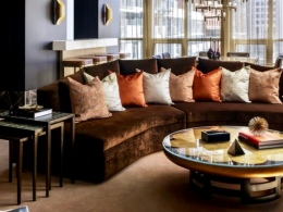 the Bisha suite designed by Lenny Kravitz