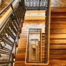the incredible staircase