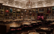 Berners Restaurant at the London Edition
