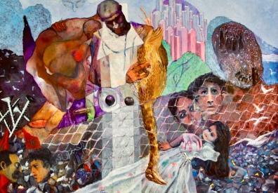 le Pain Nu: Artists: Heba Hussein, Yasser Nabaiel, Hala Ashour and Wafaa Nashashibi