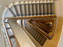 The Hassler staircase