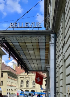 The Bellevue Palace, Bern