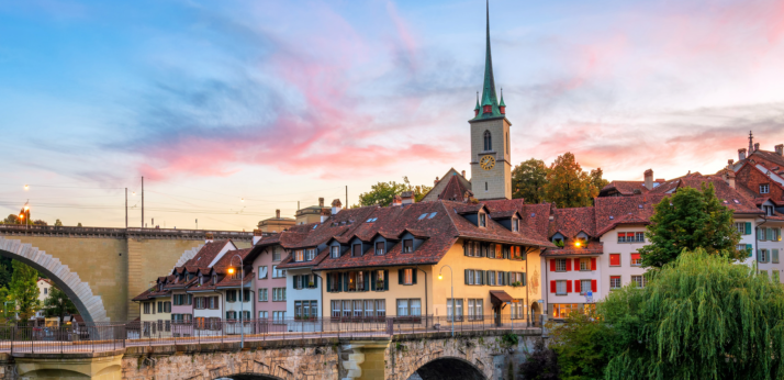 the old town, bern