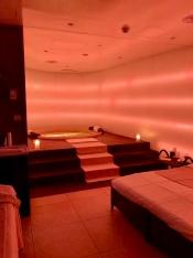 Private Spa Suite at Villa Principe Leopoldo
